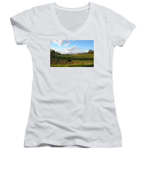 Southern Countryside Women's V-Neck