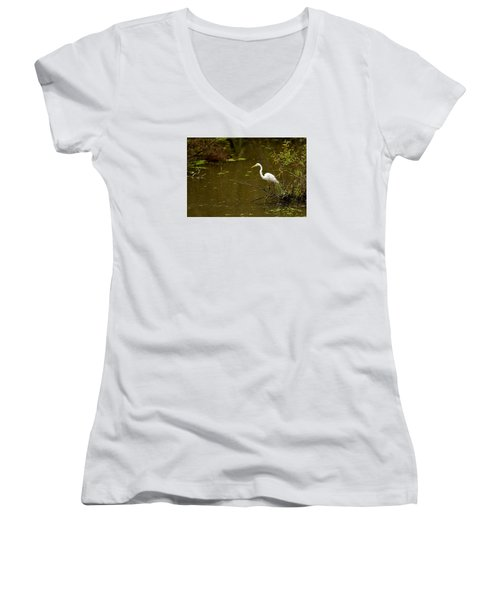 Stalker Women's V-Neck T-Shirt