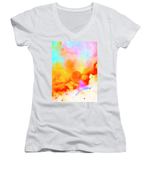 Stellar Women's V-Neck T-Shirt