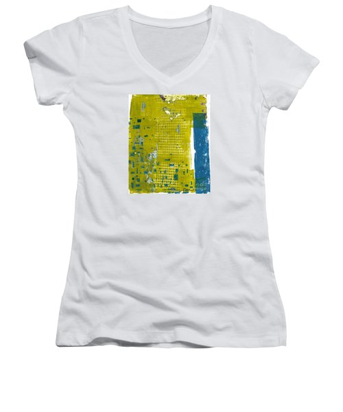 Stepping Stones 1 Women's V-Neck (Athletic Fit)