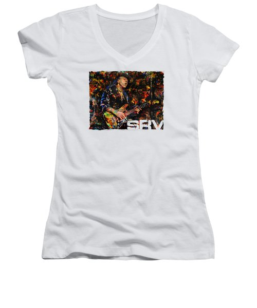 Stevie Ray Women's V-Neck