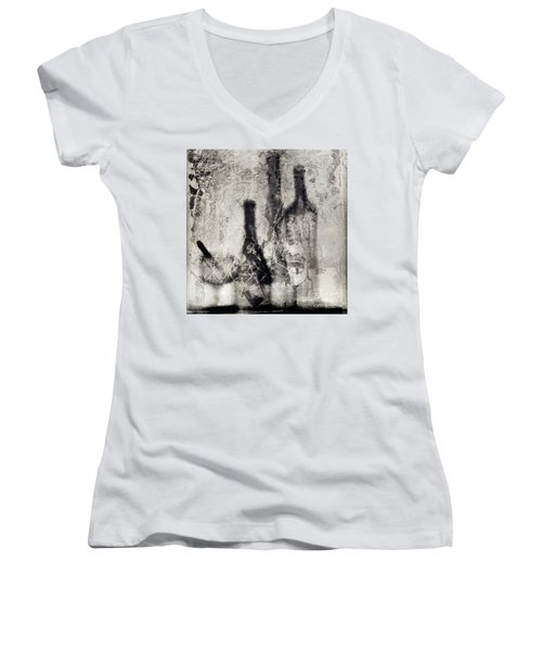 Still Life #384280 Women's V-Neck T-Shirt