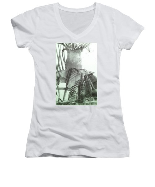 Still Life Women's V-Neck T-Shirt