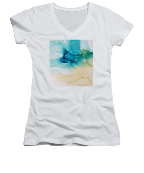 Summer Day Women's V-Neck