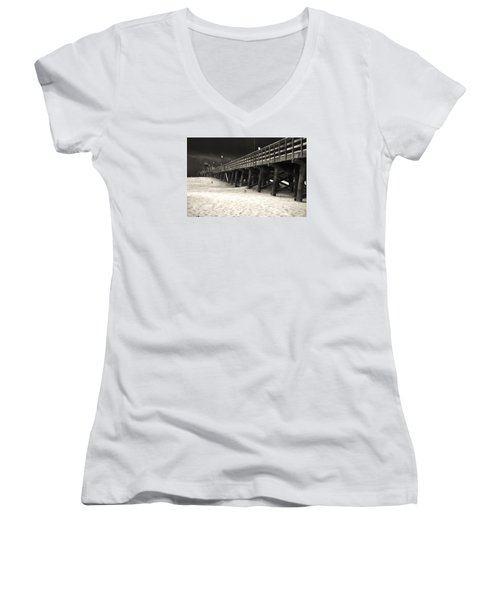 Summer Memories Women's V-Neck (Athletic Fit)