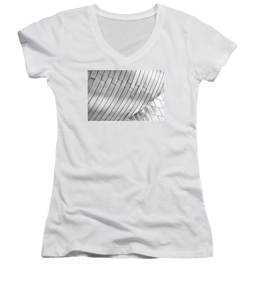 Taubman Museum Abstract Women's V-Neck