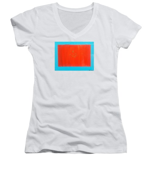 The Candy Store Women's V-Neck