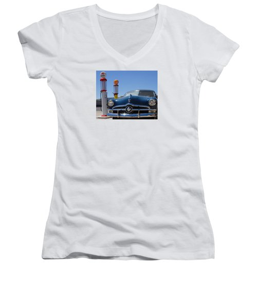 The Classics Women's V-Neck T-Shirt