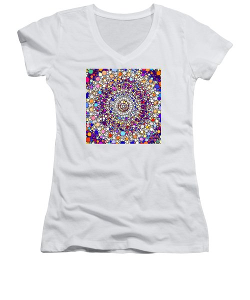 The Collective Women's V-Neck T-Shirt