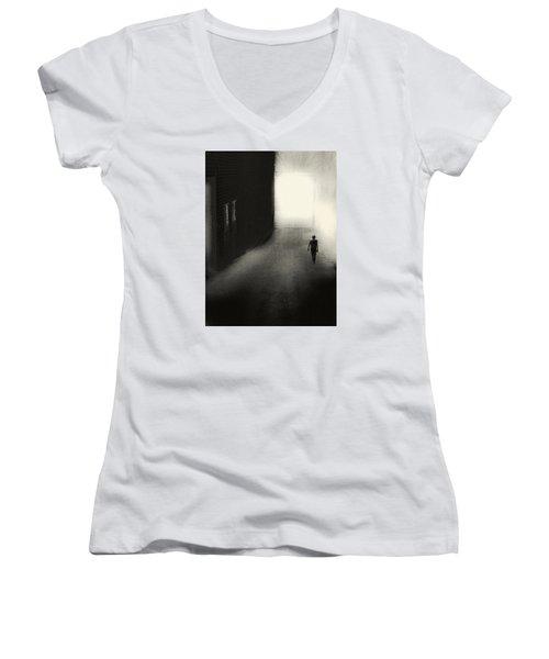 The Door Women's V-Neck T-Shirt