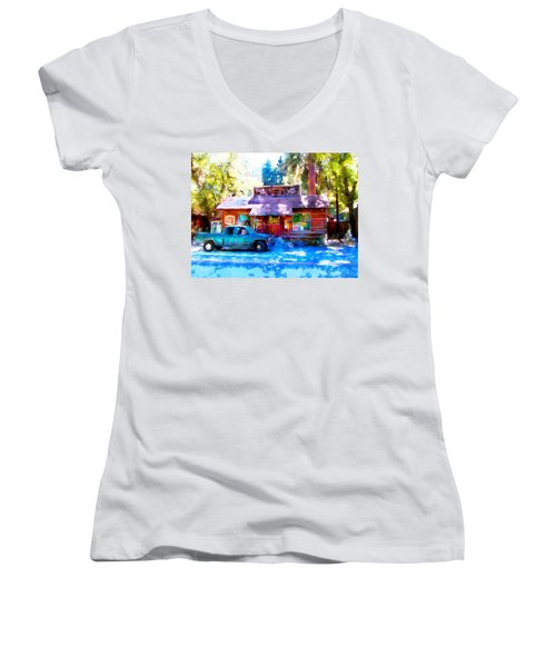 The General Store Women's V-Neck