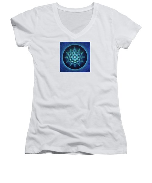 The Inner Light Women's V-Neck T-Shirt