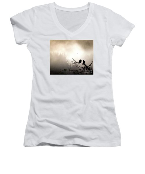 The Pair Women's V-Neck T-Shirt