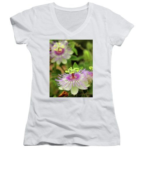 The Passion Women's V-Neck (Athletic Fit)