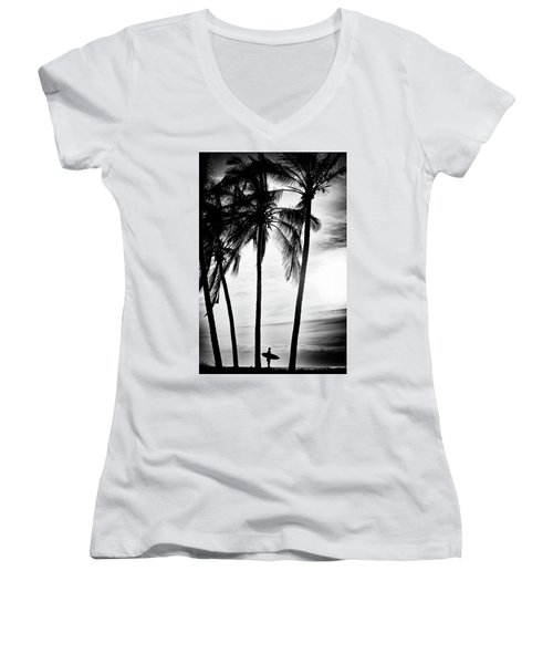 The Stand Women's V-Neck (Athletic Fit)