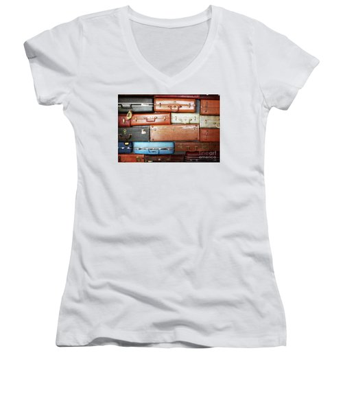 The Traveler Women's V-Neck (Athletic Fit)