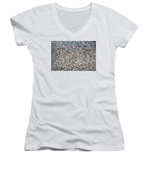 The Wall #12 Women's V-Neck