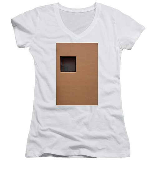 The Window Women's V-Neck T-Shirt