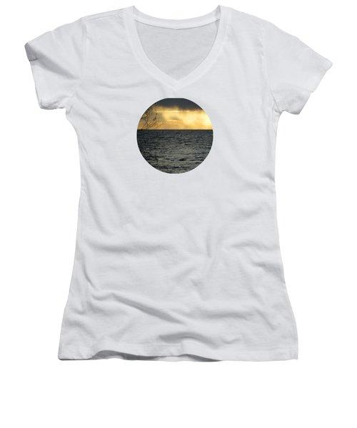 The Wonder Of It All Women's V-Neck T-Shirt
