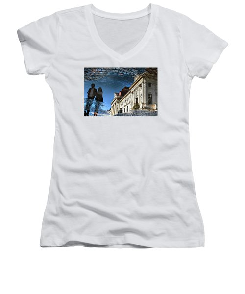 This Love Women's V-Neck (Athletic Fit)