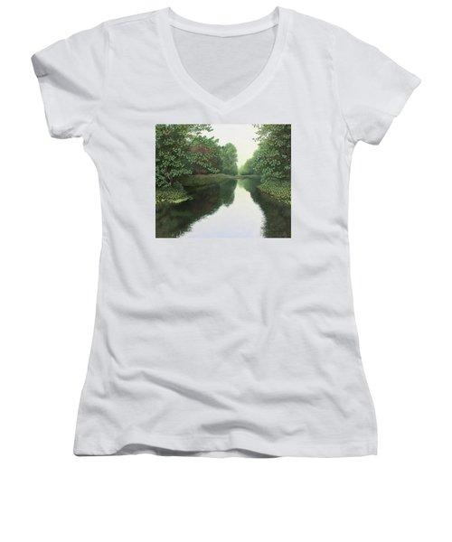 Timeless Women's V-Neck T-Shirt
