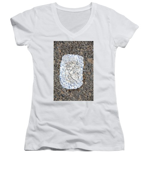 To Ape Women's V-Neck T-Shirt