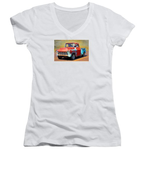 Tons Of Potential Women's V-Neck
