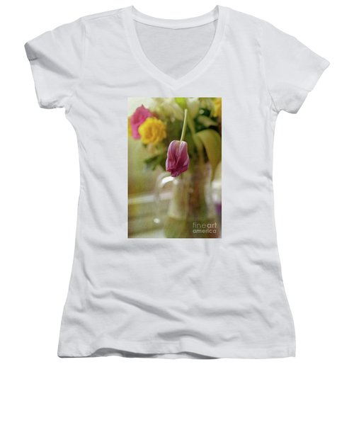 Tulip Women's V-Neck (Athletic Fit)