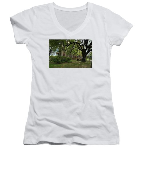 Under The Tree F5622a Women's V-Neck