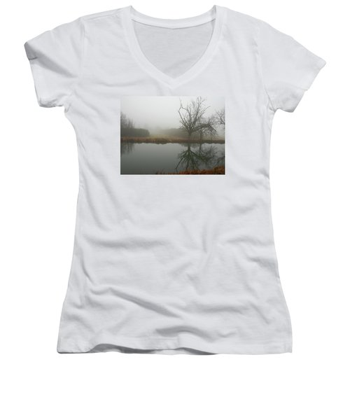 Underworld Guardian  Women's V-Neck T-Shirt