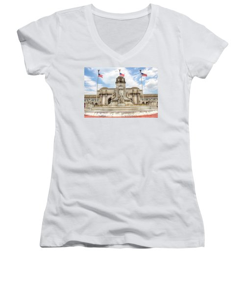 Union Station Women's V-Neck (Athletic Fit)