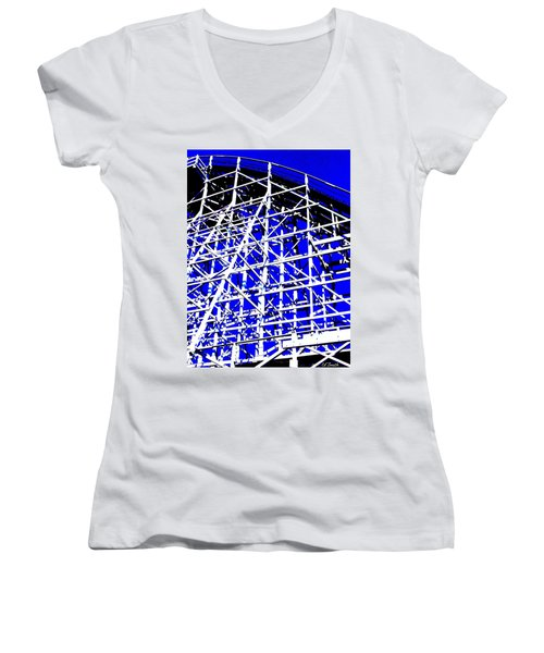 Up And Away Women's V-Neck