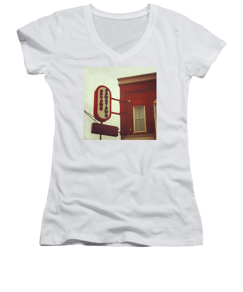 Uptown Downtown  Women's V-Neck