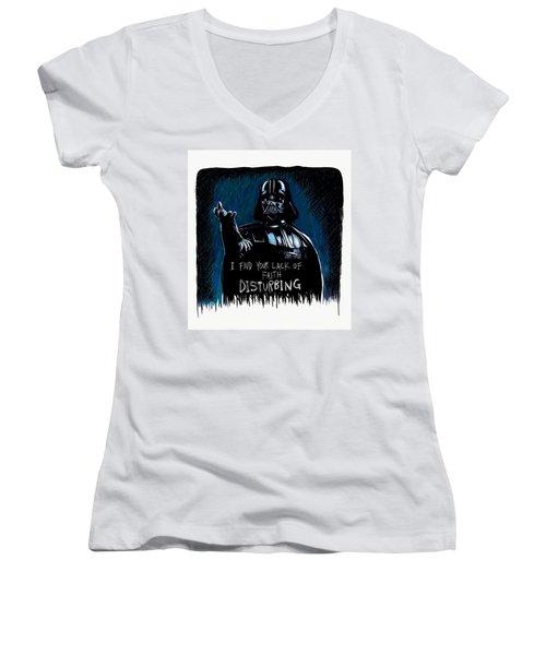 Vader Women's V-Neck