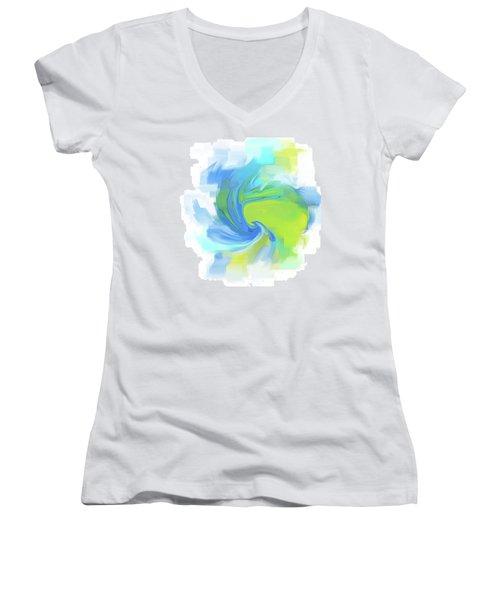 Variation 3 Women's V-Neck T-Shirt
