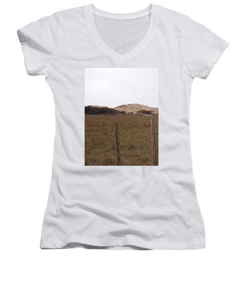 View Women's V-Neck (Athletic Fit)