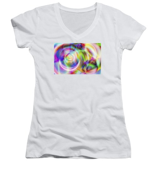 Vision 7 Women's V-Neck T-Shirt