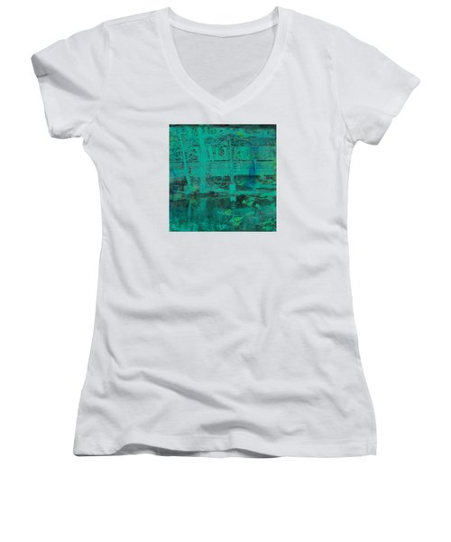 Water #10 Women's V-Neck