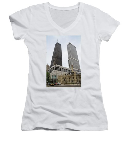 Water Tower Place And Company Women's V-Neck