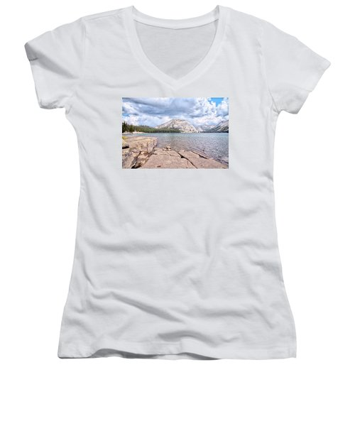 Waters Edge Women's V-Neck (Athletic Fit)