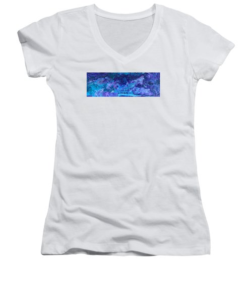 Waves Women's V-Neck