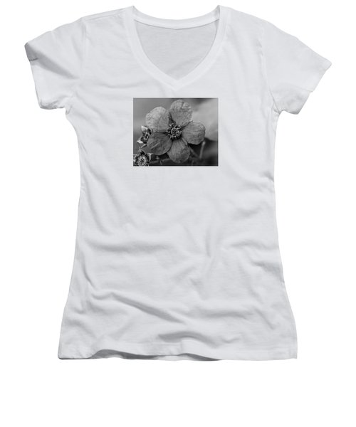 Weed 4 Women's V-Neck (Athletic Fit)