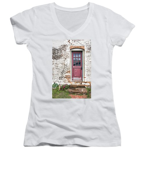 Welcome Women's V-Neck
