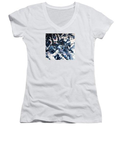 When The Birds Return Women's V-Neck T-Shirt