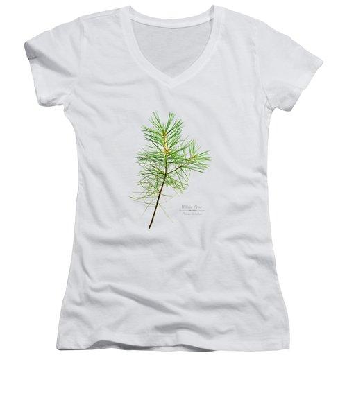 White Pine Women's V-Neck