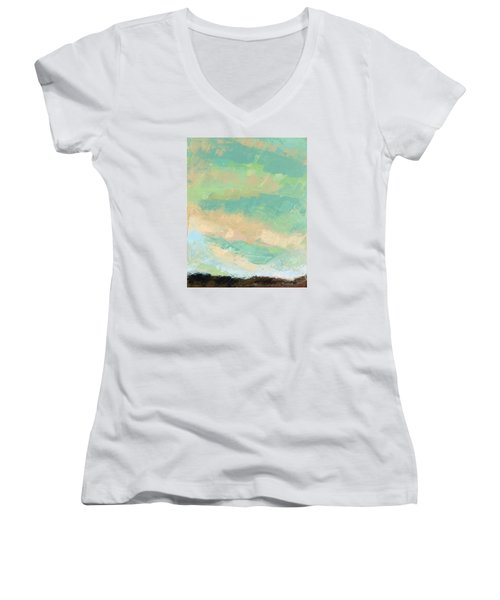 Wholeness Women's V-Neck