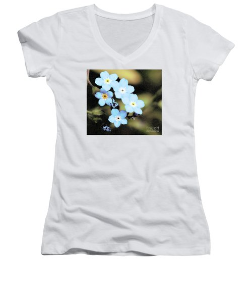 Wild And Beautiful 6 Women's V-Neck T-Shirt