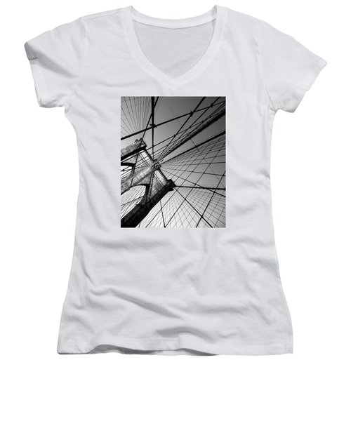 Wired Women's V-Neck