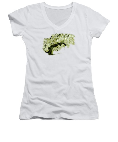 Wishing Tree Women's V-Neck