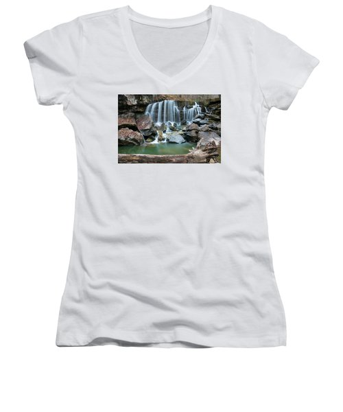 Wolf Creek Falls Women's V-Neck